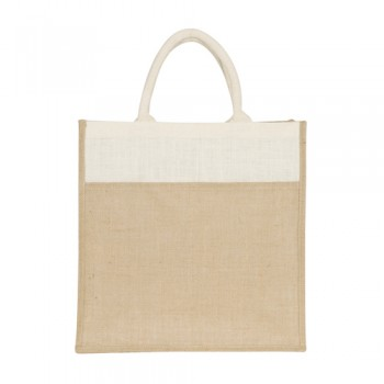 JB-003-Jute-Bag-Front-View-Beige
