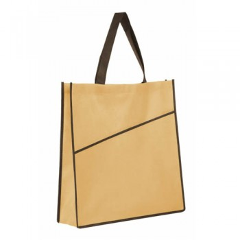 NB-028-Non-Woven-Bag-with-Pocket-Brown