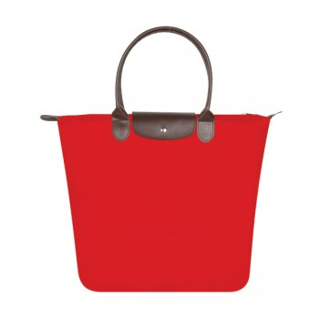 OB-033-Foldable-Tote-Bag-Front-Red
