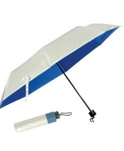 UM-028-21″ -2-Fold-Umbrella-Blue