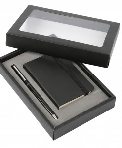 2 in 1 Notebook Set STS-1501_black box