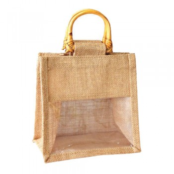 JB-009-Cosmetic-Jute-Bag-Front-View