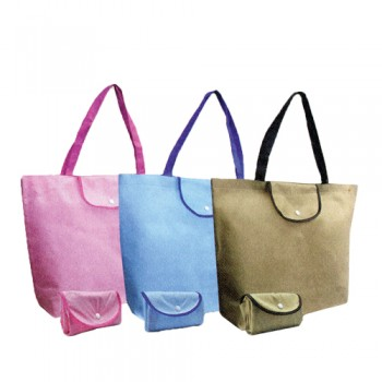 NB-033-Foldable-Non-Woven-Bag-Pink-Blue-Brown
