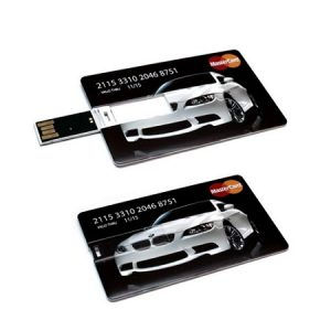 Card Shape Pen Drive