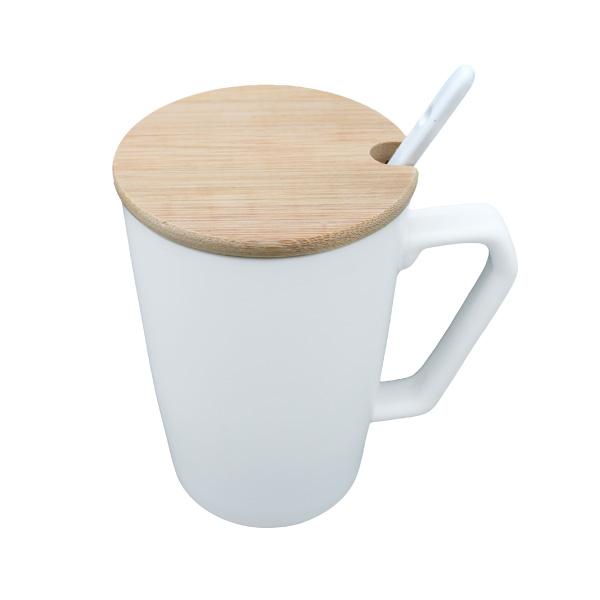 Famous Ceramic Mug with Lid & Spoon Supplier - Buy Ceramic Mug with Lid  NU31